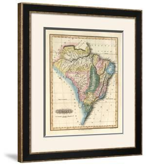 Brazil, c.1823 by Fielding Lucas