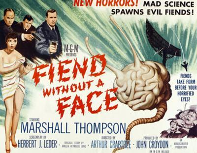 Fiend Without A Face, 1958