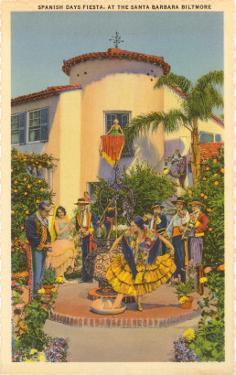 Fiesta Days, Santa Barbara, California