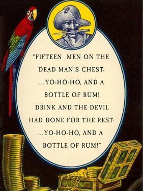 Fifteen Men on a Dead Man's Chest