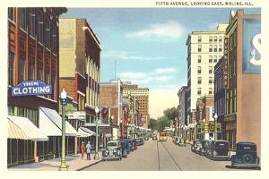 Fifth Avenue, Moline
