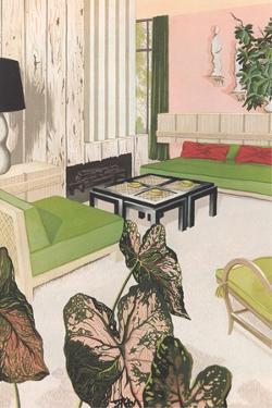 Fifties Living Room