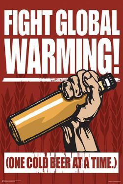 Fight Global Warming With Beer