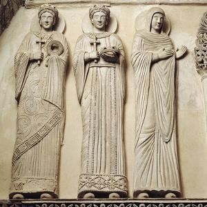 Figures of Saints