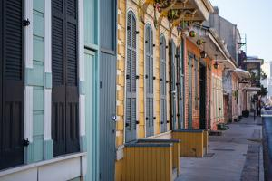 New Orleans Houses by FiledIMAGE