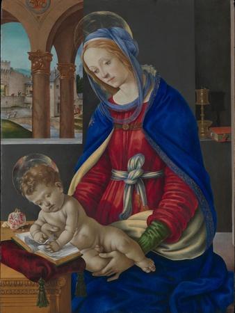 Madonna and Child, c.1483-4