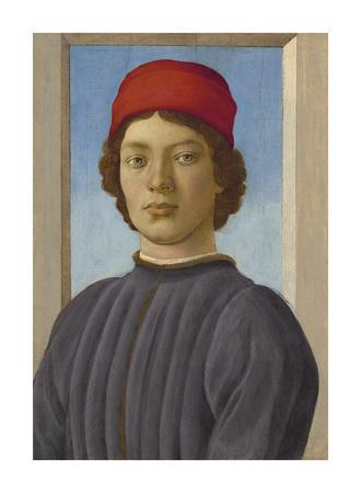 Portrait of a Youth, c. 1485
