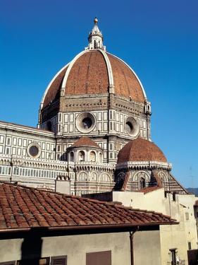 Dome of the Cathedral of Santa Maria Del Fiore by Filippo Brunelleschi