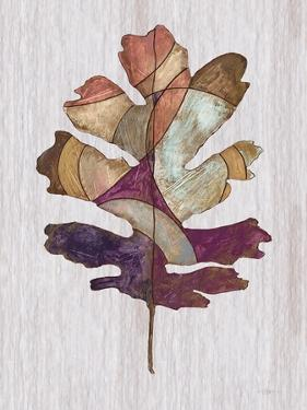 Wood Inlay Leaf 1 by Filippo Ioco
