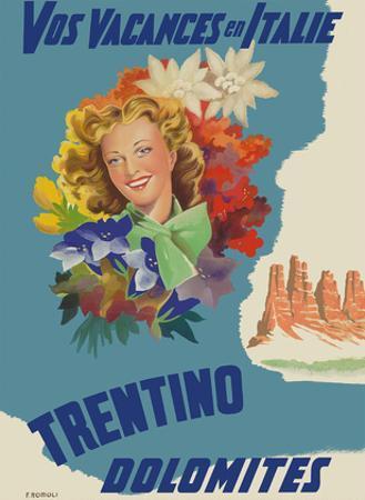 Trentino, Italy - Dolomites Mountain Range - Vos Vacances en Italie (Your Holidays in Italy) by Filippo Romoli
