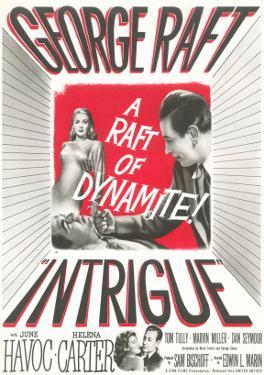 Film Noir One-Sheet