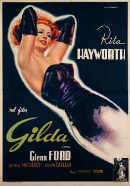 "Film Poster for ""Gilda"""
