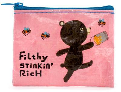 Filthy Stinkin' Rich CoinPurse