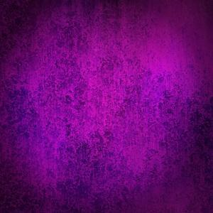 Elegant Purple Pink and Blue Background with Black Border and Vintage Grunge Texture by FinaLee