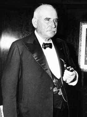 Financier J.P. Morgan Jr.