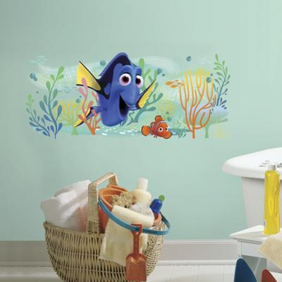 Finding Dory and Nemo Peel and Stick Giant Wall Graphic