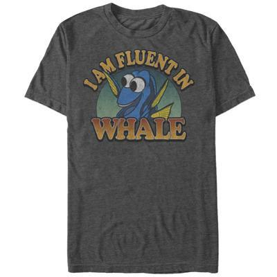 Finding Dory- Fluent In Whale