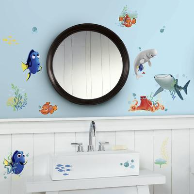 Finding Dory Peel and Stick Wall Decals & Childrenu0027s Art Wall Decals Posters for sale at AllPosters.com