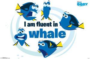 FINDING DORY - WHALE