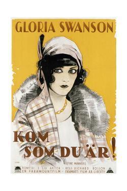 Fine Manners, (aka Kom Som Du Ar!), Gloria Swanson, 1926