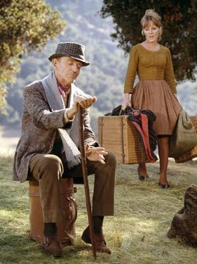 FINIAN'S RAINBOW, 1968 directed by FRANCIS FORD COPPOLA Fred Astaire and Petula Clark (photo)
