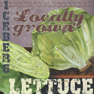 Farm Fresh I by Fiona Stokes-Gilbert