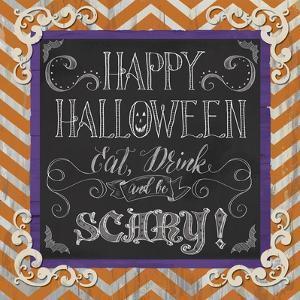 Happy Halloween by Fiona Stokes-Gilbert