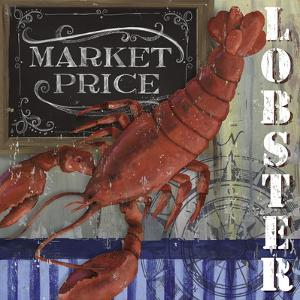 Lobster by Fiona Stokes-Gilbert