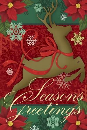 Seasons Greetings by Fiona Stokes-Gilbert