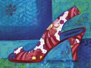 Shoe Flower by Fiona Stokes-Gilbert