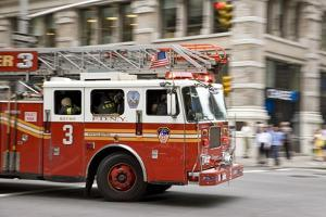 Fire Engine, New York
