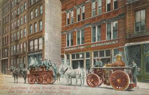 Fire Equipment, Chicago, Illinois
