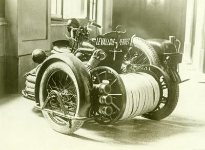 Fire Fighters Motorcycle