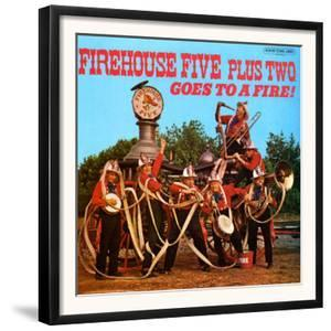 Firehouse Five Plus Two - Goes to a Fire!