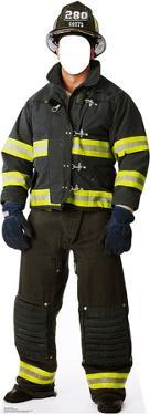 Fireman Stand In