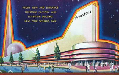 Firestone Building, New York World's Fair