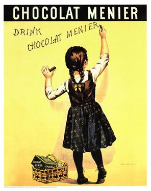 Firmin Bouisset (Chocolat Menier) Art Poster Print