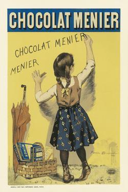 Chocolat Menier by Firmin Etienne Bouisset