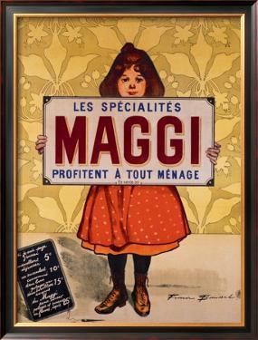 Maggi by Firmin Etienne Bouisset