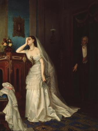 After the Marriage, 1874