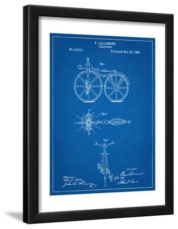 First Bicycle Patent