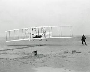 First Flight Kitty Hawk, N. Carolina - Orville & Wilbur Wright