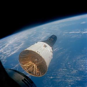 First Manned Space Rendezvous