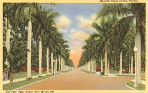 First Street, Ft. Myers, Florida