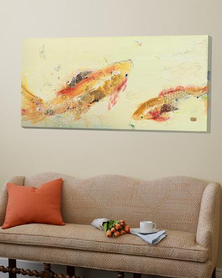 Fish in the Sea-Kellie Day-Loft Art