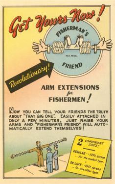 Fisherman's Arm Extensions