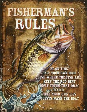 Fisherman's Rules