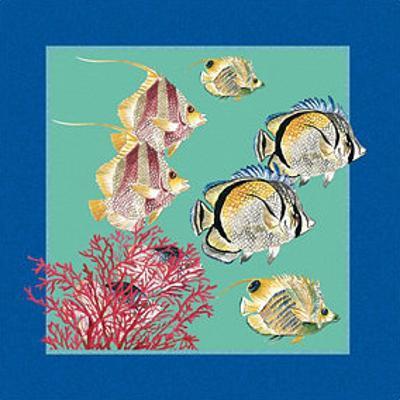 Fishes & Shells I