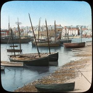 Fishing Fleet, St Ives, Cornwall, Late 19th or Early 20th Century