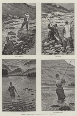 Fishing in Strange Waters